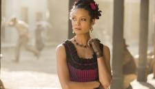Thandie Newton Maeve Westworld episode 8