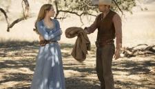 William Dolores coat Westworld episode 4