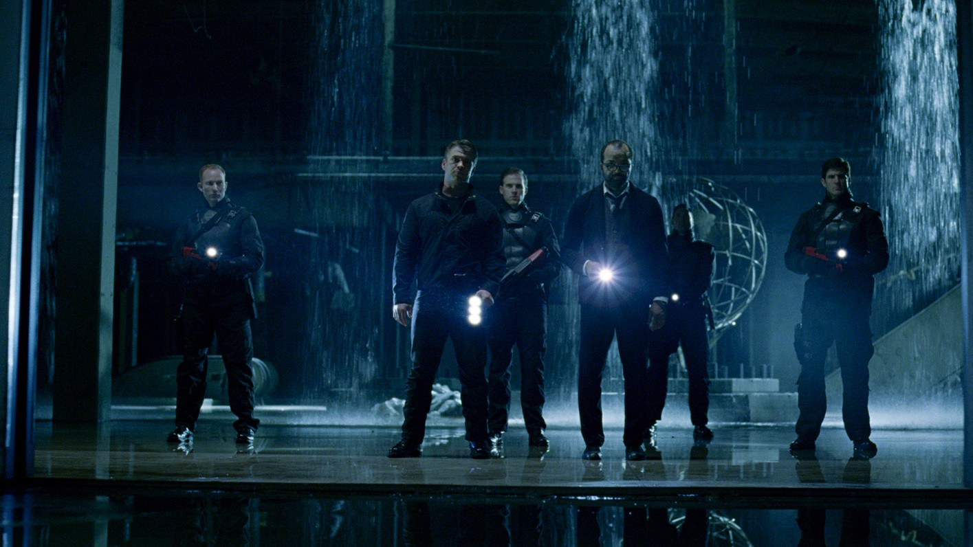 Bernard Stubbs security Westworld Episode 1 The Original
