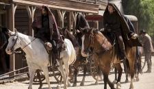 Hector Armistice outlaws Westworld Episode 1 The Original