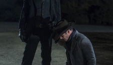 Man in Black Teddy Westworld Episode 1 The Original