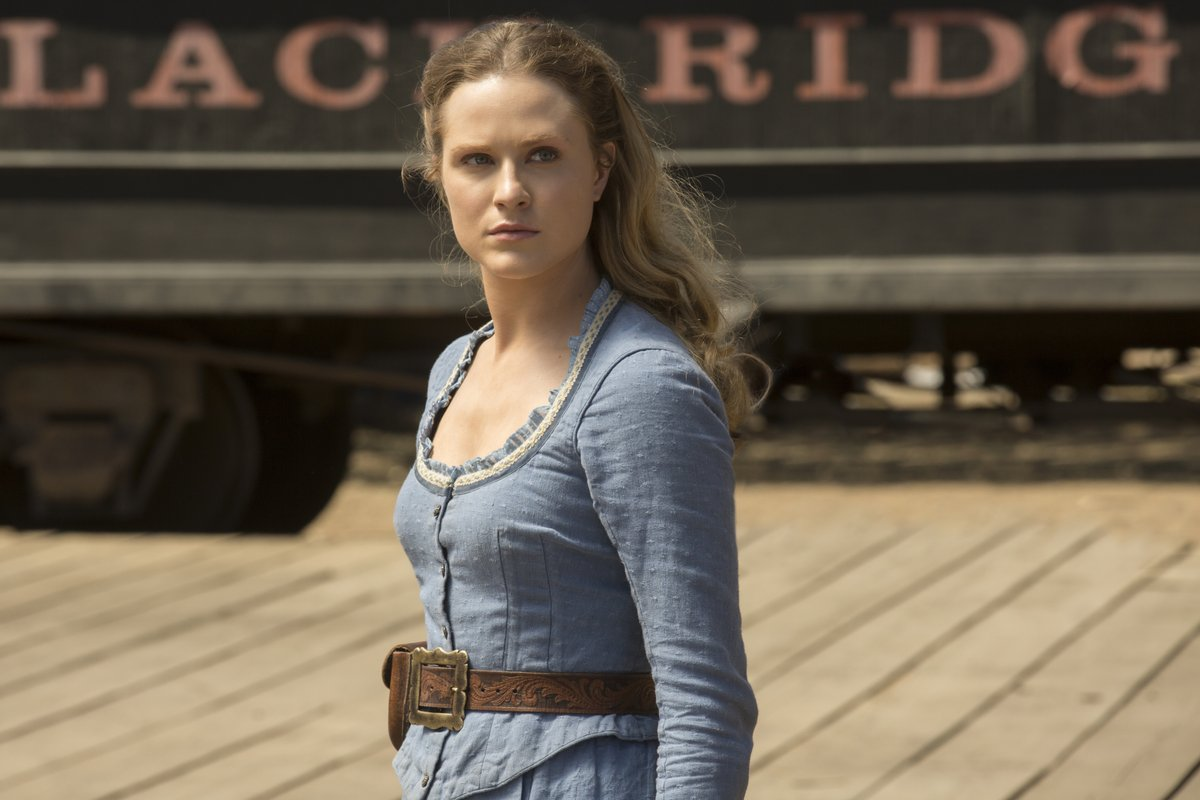 Dolores The Bicameral Mind Episode 10 Westworld