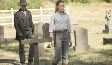 Dolores Man in Black The Bicameral Mind Westworld episode 10