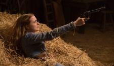Dolores gun The Stray episode 3 Westworld