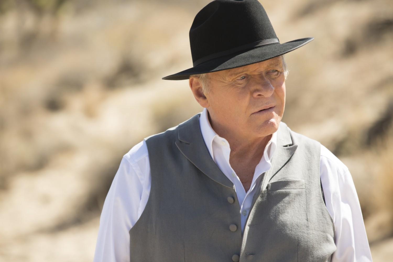 Ford out walking Chestnut Episode 2 Westworld