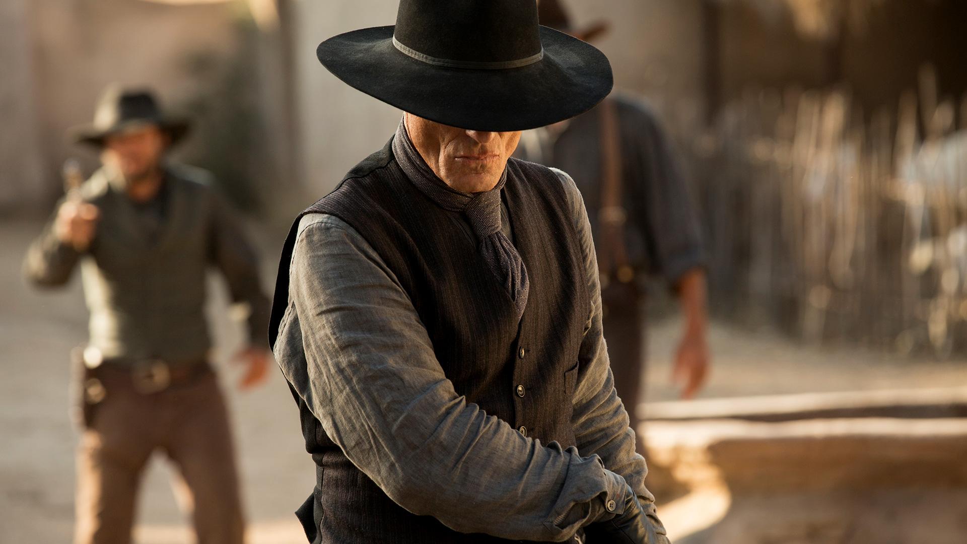 Man in Black episode 2 Westworld