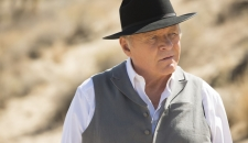 Ford out walking Chestnut Episode 2 Westworld