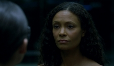 Maeve face Chestnut Episode 2 Westworld