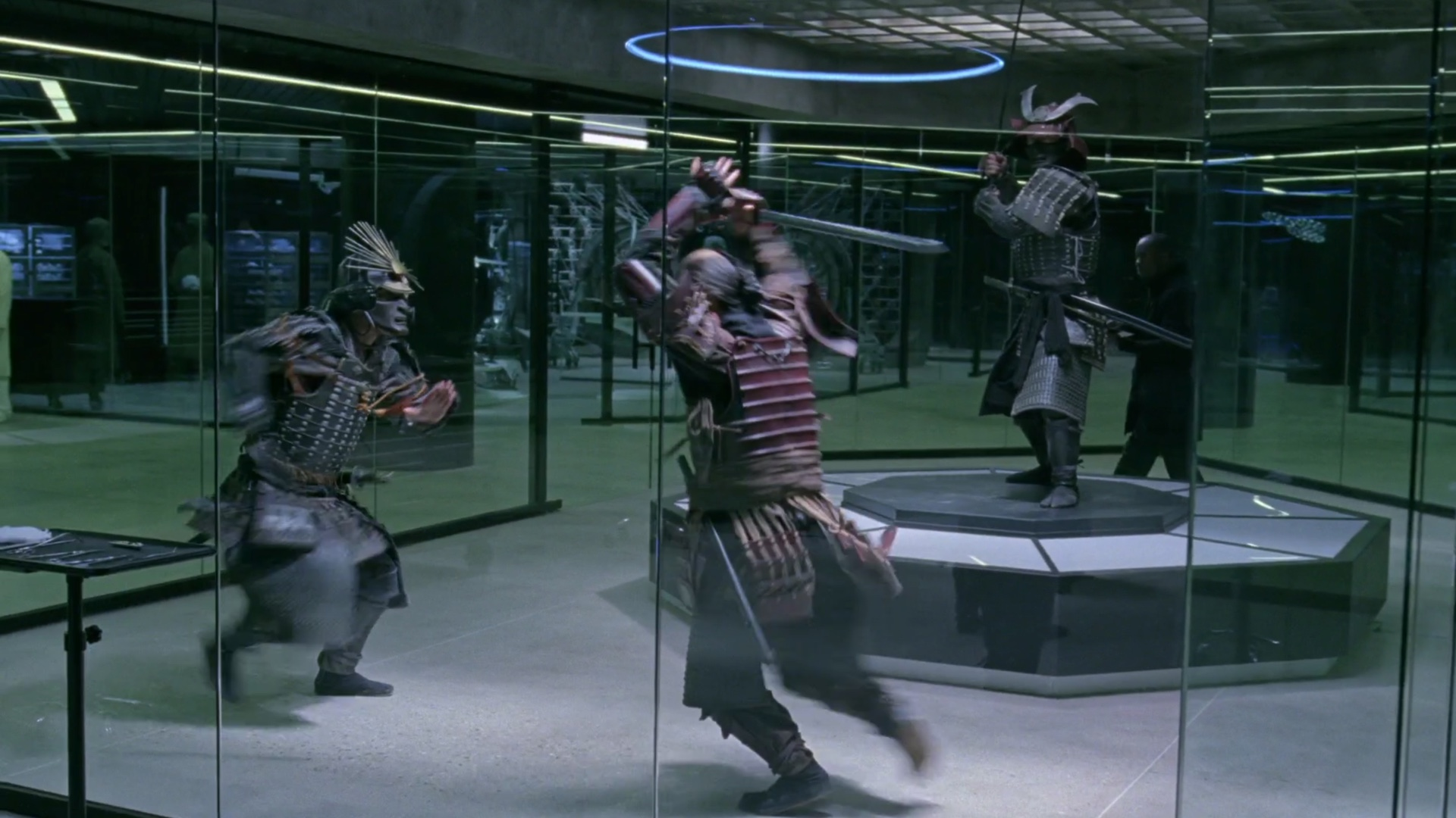 Samuraiworld in Westworld