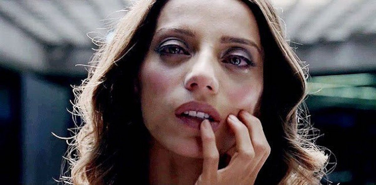 Angela Sarafyan as Clementine Pennyfeather in HBO's Westworld