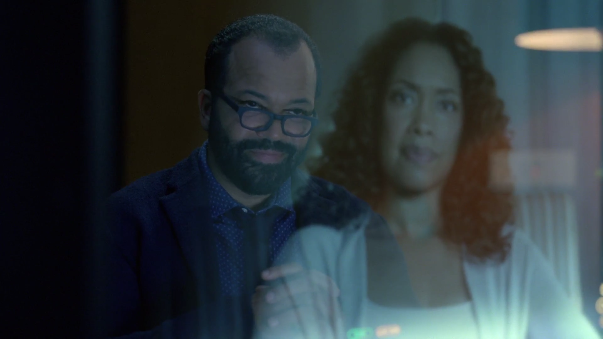 Jeffrey Wright as Bernard Lowe in HBO's Westworld