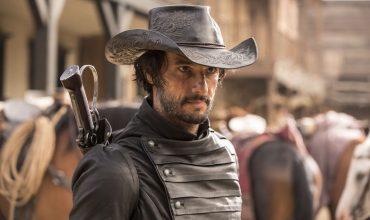 Rodrigo Santoro as Hector Escaton in HBO's Westworld
