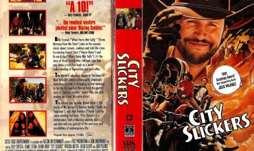 VHS copy of City Slickers