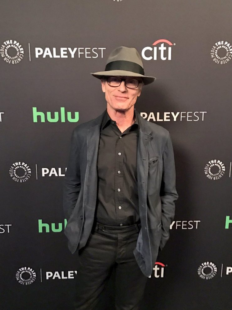 Ed Harris arrives at PaleyFest