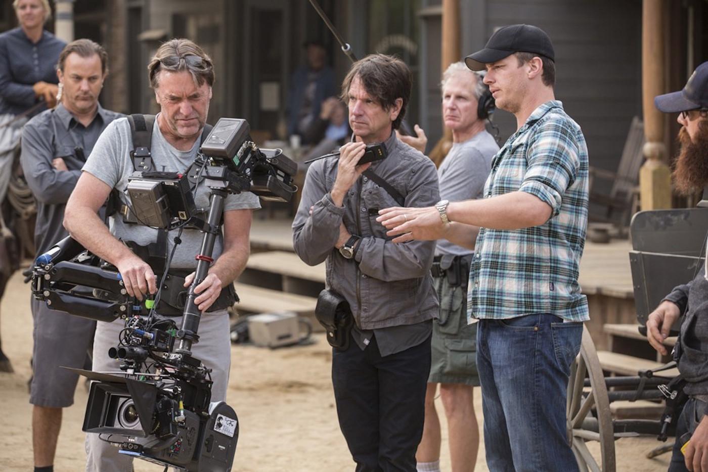 Jonathan Nolan on the Looming Writers Guild Strike
