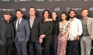 Westworld Cast and Producers at Paleyfest
