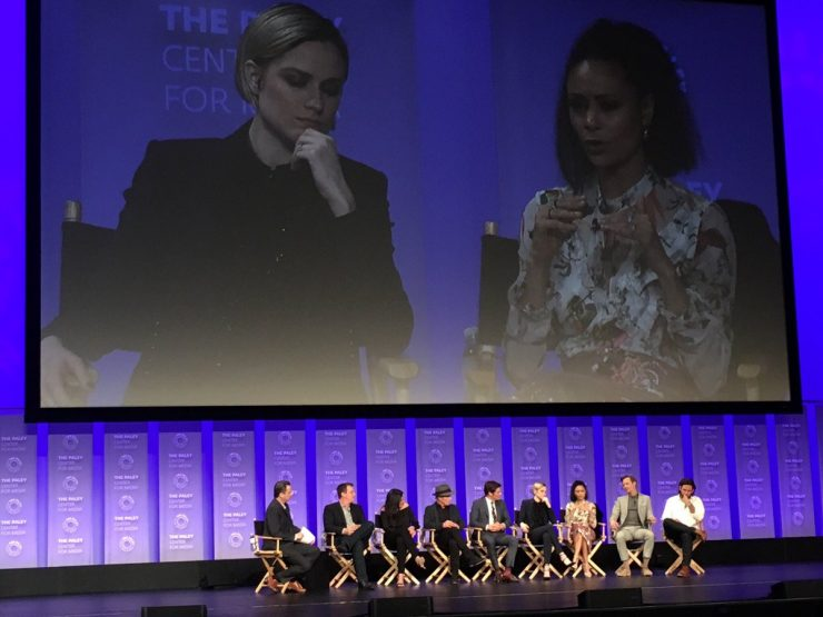Westworld panel at PaleyFest
