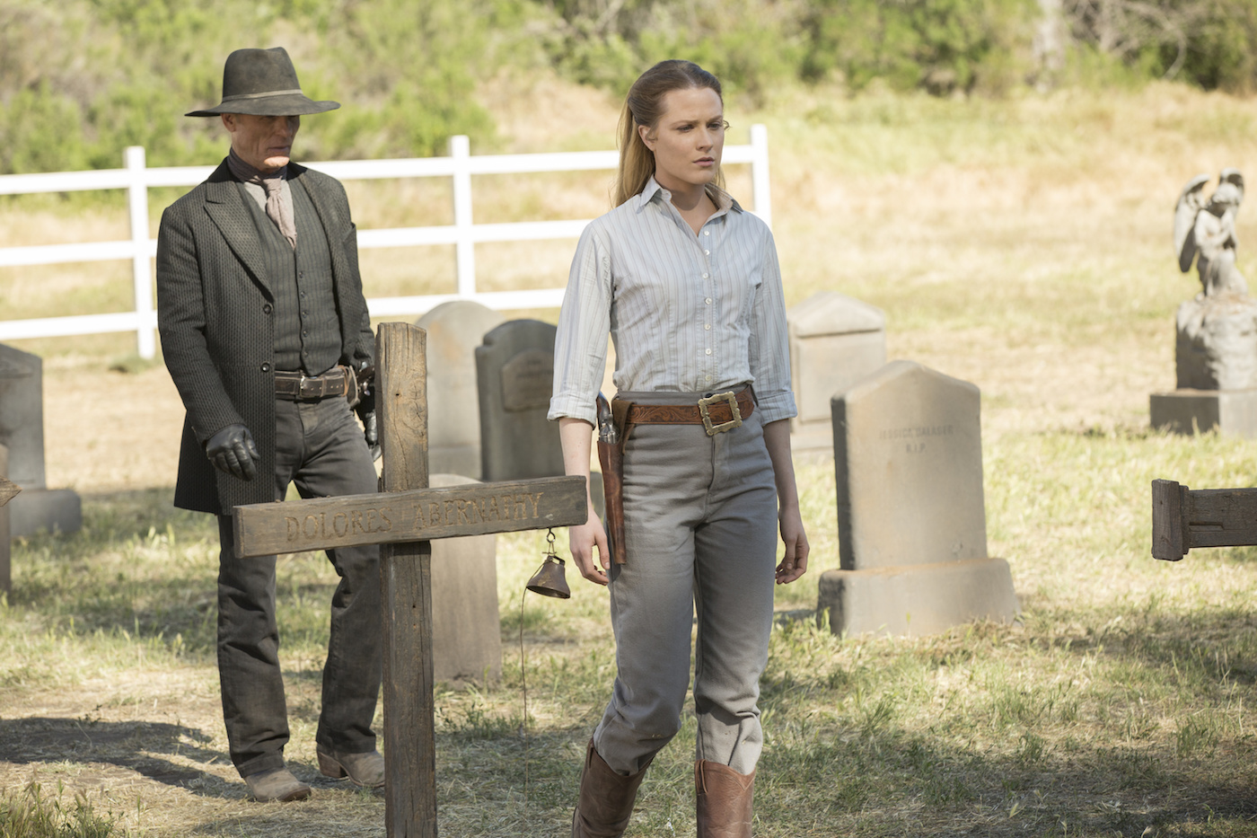 Westworld's Hosts and the Imago Dei