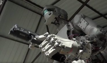 FEDOR the Russian Sharp-Shooting Space-Exploring Robot_1