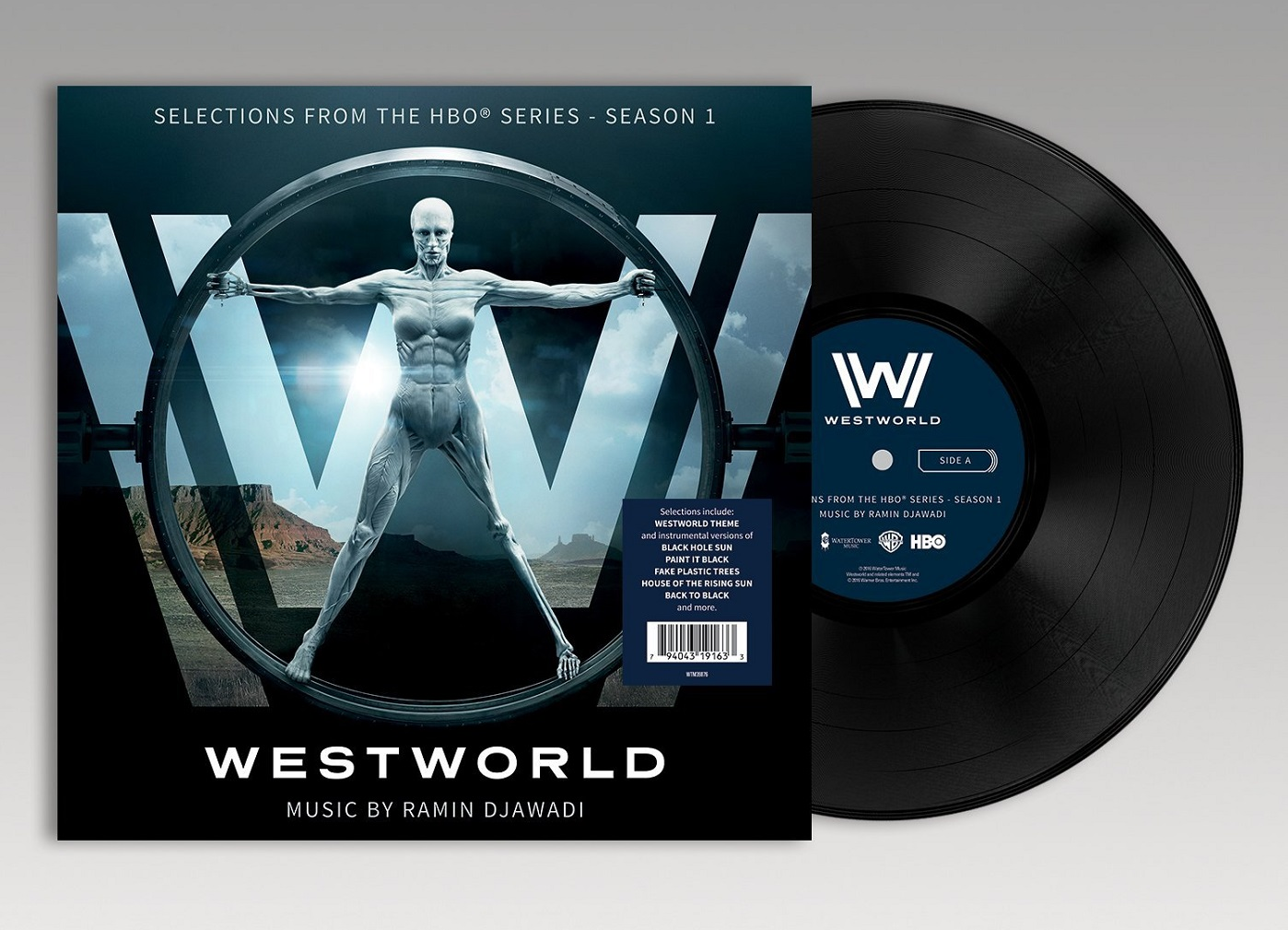 Westworld Vinyl Soundtrack