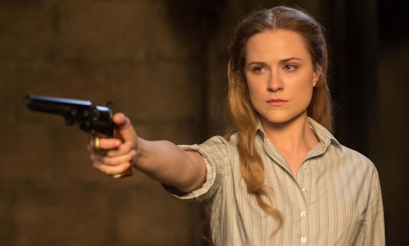Dolores Abernathy on Westworld