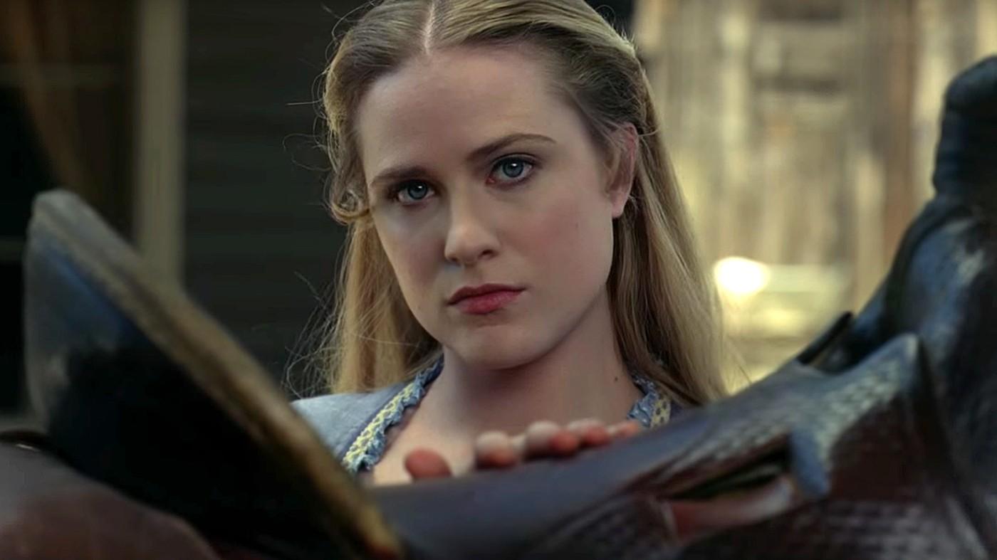 Dolores Abernathy on Westworld