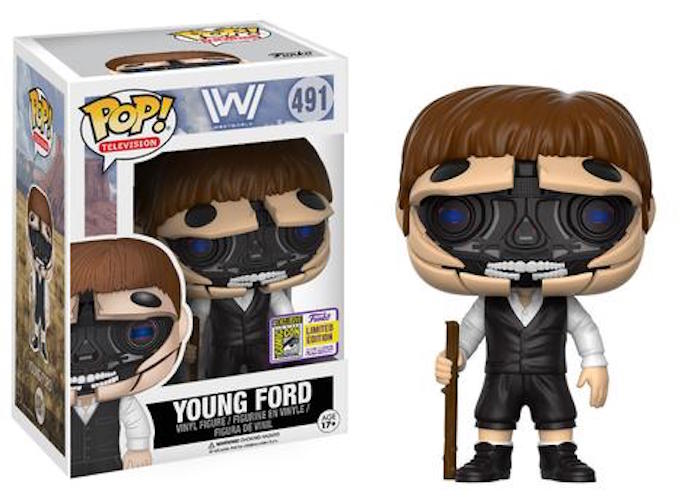 Dr Ford Host Pop Figurine