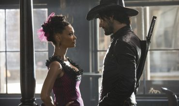 Maeve and Hector on Westworld