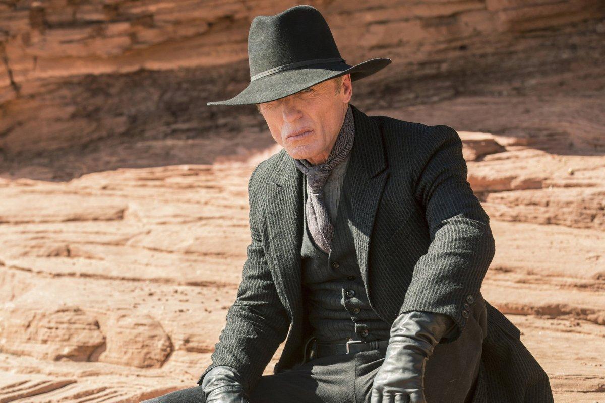 Man in Black on Westworld
