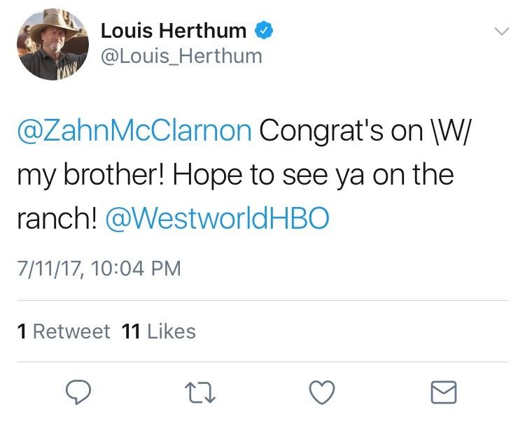 Louis Herthum Twitter