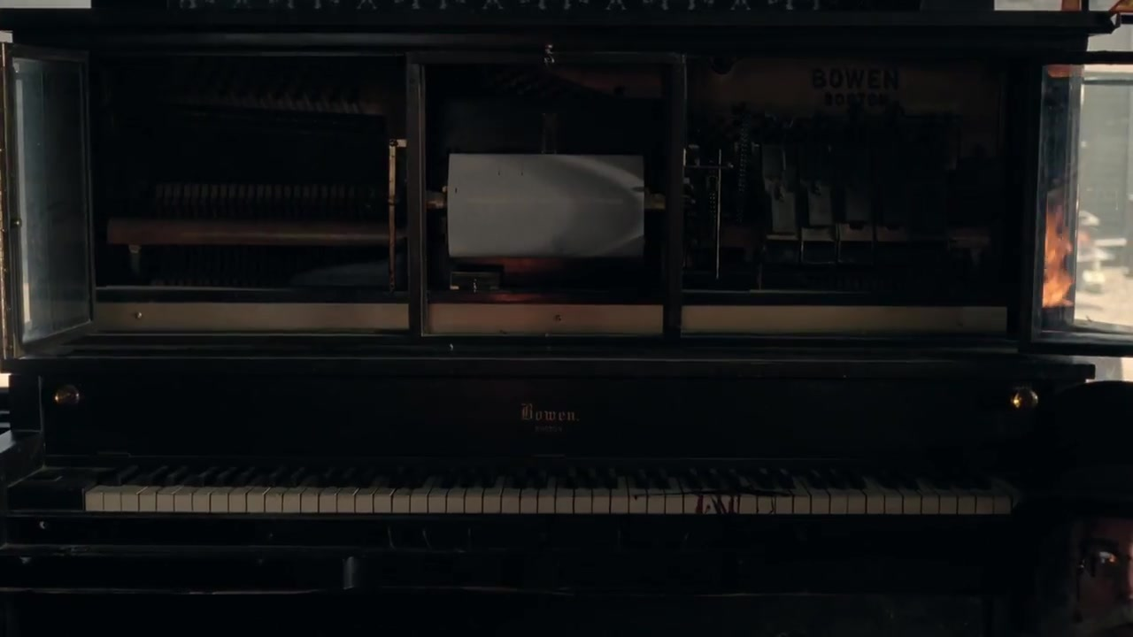 Player piano 1