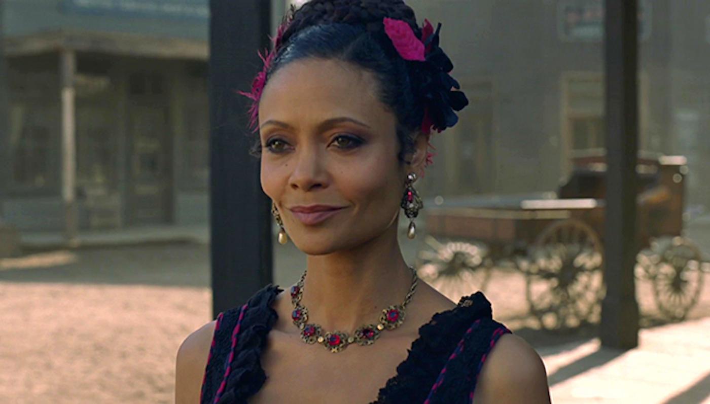 """Resultado de imagem para Thandie Newton - """"Westworld"""""""