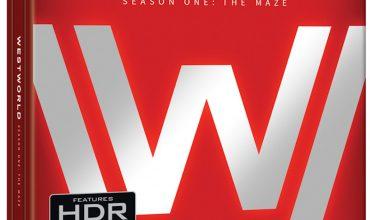 Westworld Season 1 Disc Package