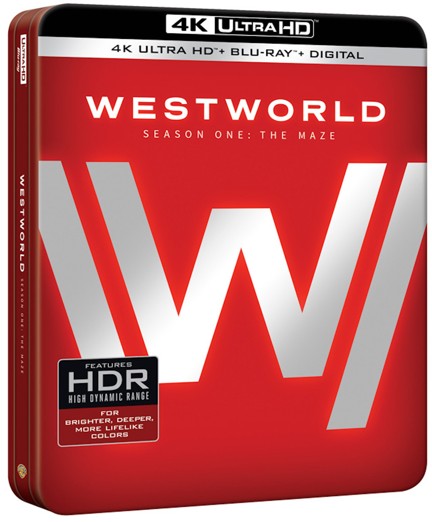 Westworld Season 1 Disc Package