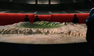 Westworld control room