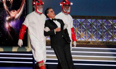 Stephen Colbert Westworld Host Emmy Awards