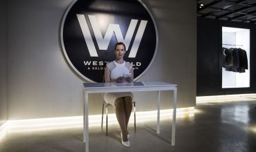 Westworld Experience NYCC_Front Desk