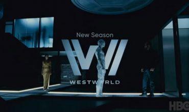 Bernard and Host Westworld
