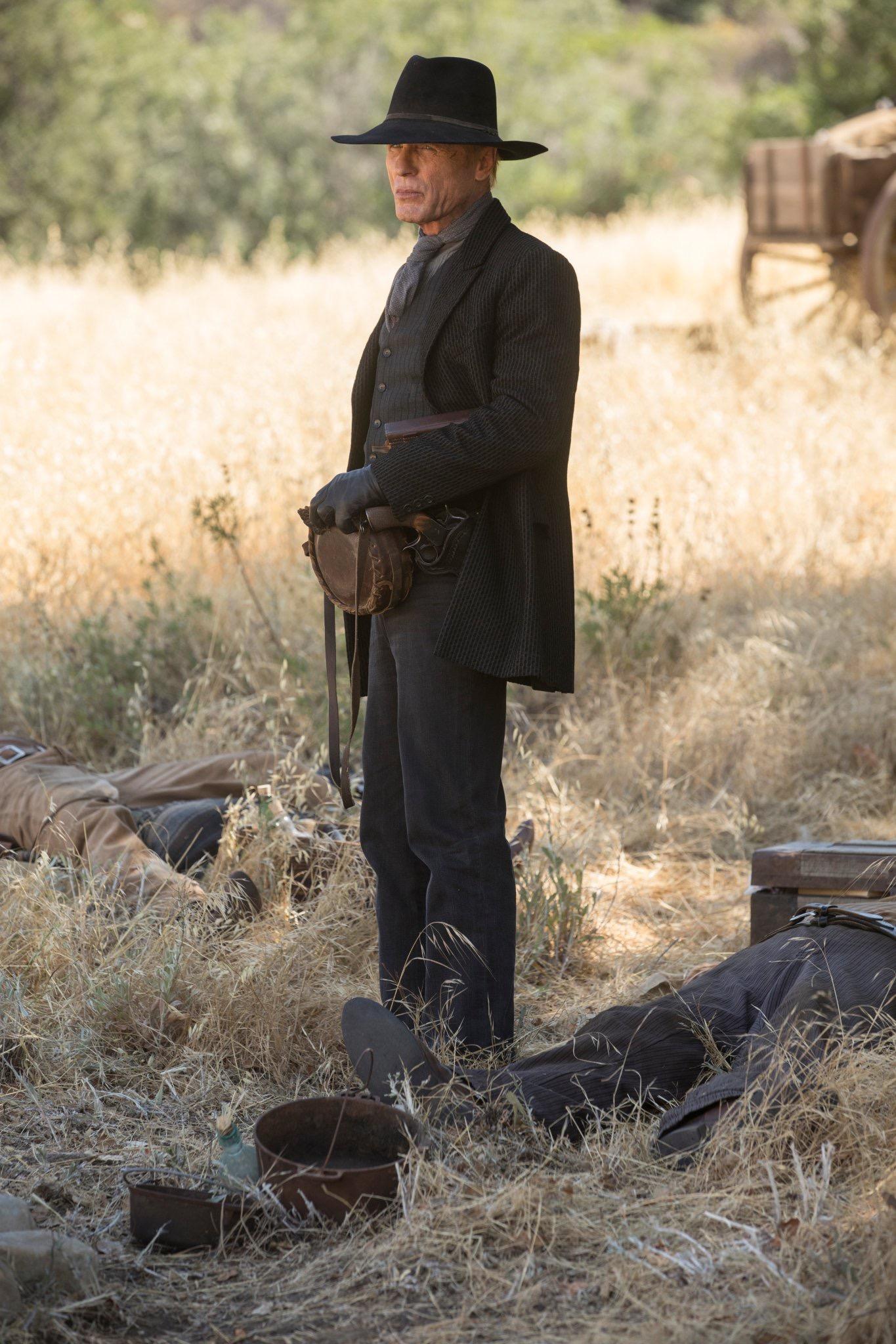 William Westworld