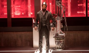 Bernard in Cradle Westworld