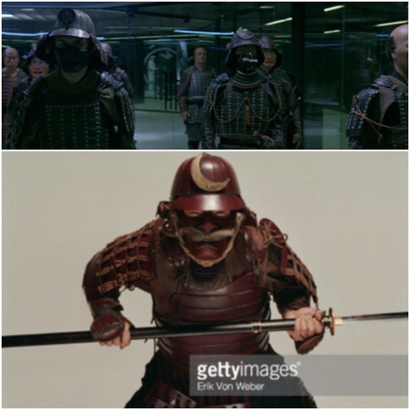 Erik von Weber Samurai Comparison
