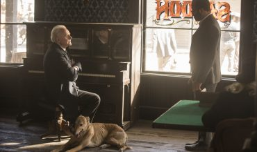 Ford and Bernard Westworld