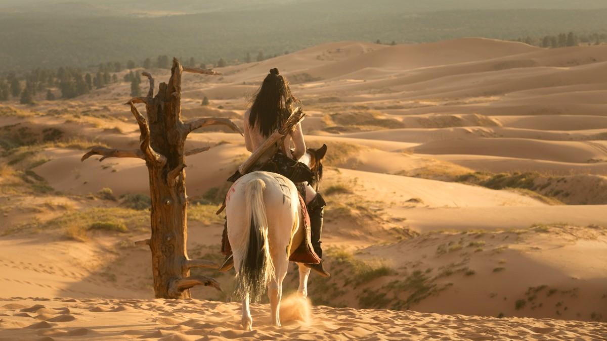Akecheta Desert Westworld