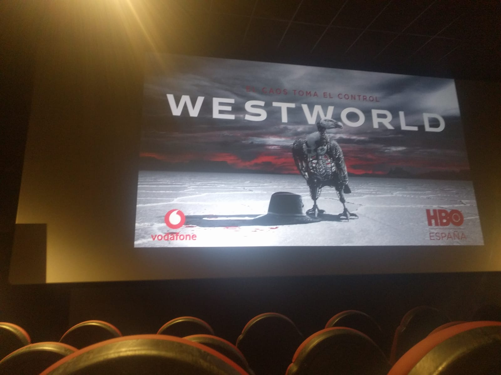 Westworld screening 2