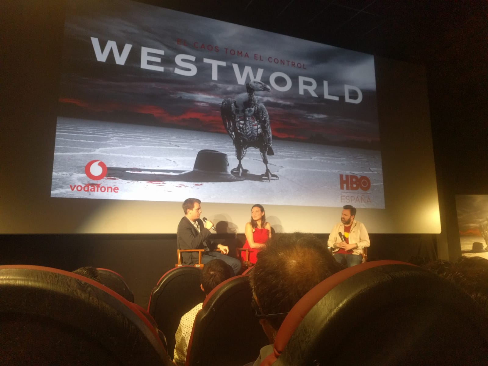 Westworld screening 3