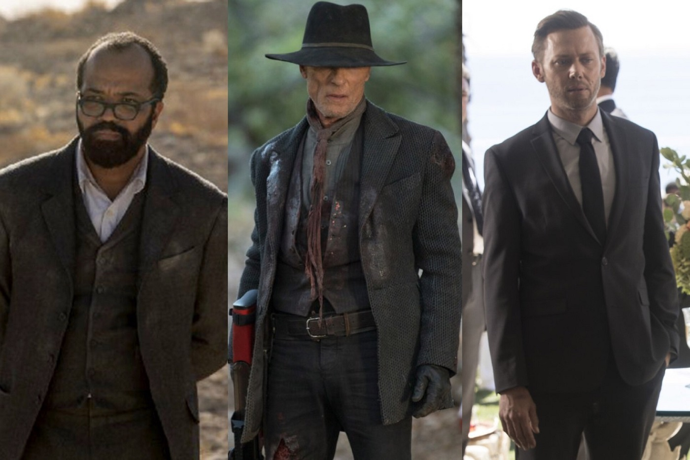 Westworld Emmy Nominees