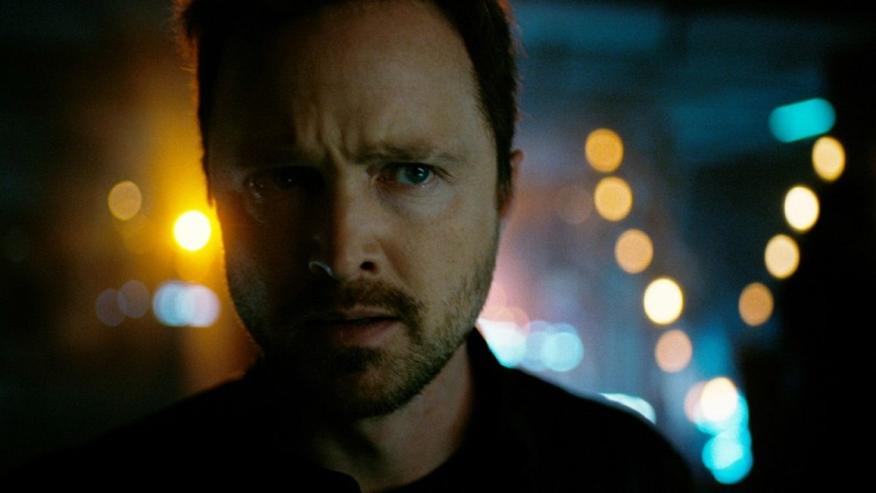 Aaron Paul Westworld
